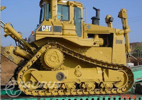 Caterpillar shipping